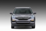 2018 Honda Pilot in Modern Steel Metallic - Static Frontal View
