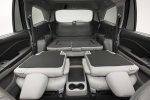Picture of 2018 Honda Pilot Rear Seats Folded in Gray