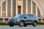 Picture of 2018 Honda Pilot AWD in Steel Sapphire Metallic