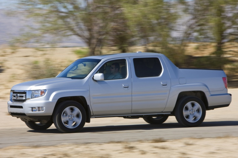 2010 Honda Ridgeline Picture