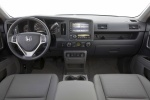 Picture of 2010 Honda Ridgeline Cockpit in Gray