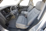 Picture of 2010 Honda Ridgeline Front Seats in Gray