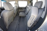 Picture of 2010 Honda Ridgeline Rear Seats in Gray
