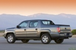 Picture of 2010 Honda Ridgeline in Polished Metal Metallic