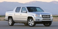 2010 Honda Ridgeline RT, RTS, RTL V6 4WD Review