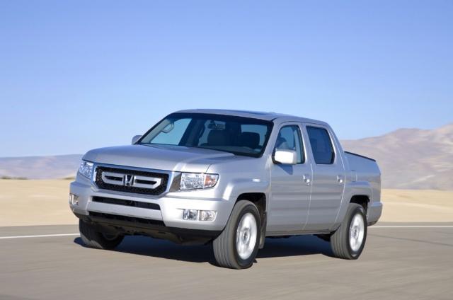 2011 Honda  Ridgeline Picture