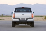 2011 Honda Ridgeline in Alabaster Silver Metallic - Static Rear View