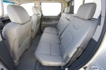 Picture of 2011 Honda Ridgeline Rear Seats in Gray