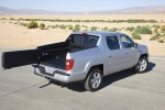 Picture of 2011 Honda Ridgeline in Alabaster Silver Metallic