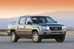 Picture of 2011 Honda Ridgeline in Polished Metal Metallic