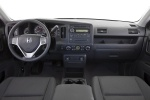 Picture of 2011 Honda Ridgeline Cockpit in Black
