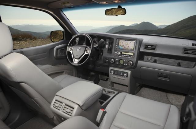 2013 Honda  Ridgeline Picture
