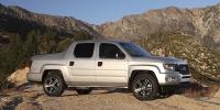 2013 Honda Ridgeline RT, Sport, RTS, RTL V6 4WD Review