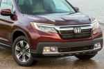 Picture of 2017 Honda Ridgeline AWD Front Fascia