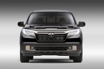 2017 Honda Ridgeline Black Edition AWD in Crystal Black Pearl - Static Frontal View