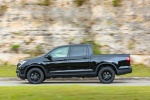 2017 Honda Ridgeline Black Edition AWD in Crystal Black Pearl - Driving Side View