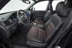Picture of 2017 Honda Ridgeline Black Edition AWD Front Seats