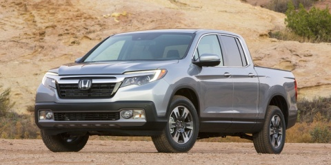 2017 Honda Ridgeline RT, Sport, RTS, RTL V6 4WD Review