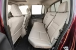 2018 Honda Ridgeline AWD Rear Seats