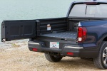 2018 Honda Ridgeline AWD Cargo Door Open Side