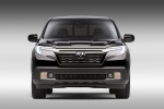 2018 Honda Ridgeline Black Edition AWD in Crystal Black Pearl - Static Frontal View