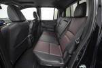 2018 Honda Ridgeline Black Edition AWD Rear Seats