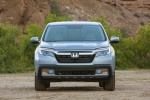 2019 Honda Ridgeline AWD in Lunar Silver Metallic - Static Frontal View