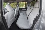 2019 Honda Ridgeline AWD Rear Seats