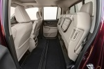 2019 Honda Ridgeline AWD Rear Seats Folded