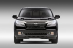 2019 Honda Ridgeline Black Edition AWD in Crystal Black Pearl - Static Frontal View