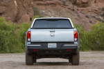 2019 Honda Ridgeline AWD in Lunar Silver Metallic - Static Rear View