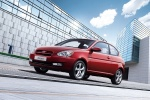 Picture of 2011 Hyundai Accent Hatchback in Tango Red Metallic