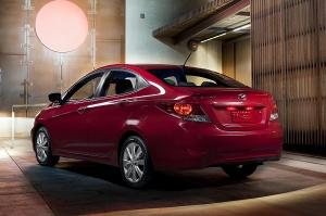 2013 Hyundai  Accent Picture
