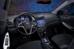 2013 Hyundai Accent Hatchback Cockpit