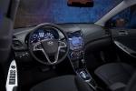Picture of 2013 Hyundai Accent Hatchback Cockpit