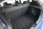 2013 Hyundai Accent Hatchback Trunk