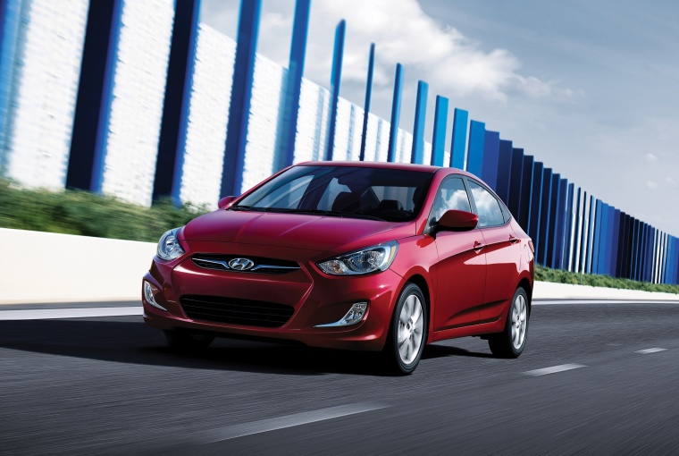 2014 Hyundai Accent GLS Sedan Picture