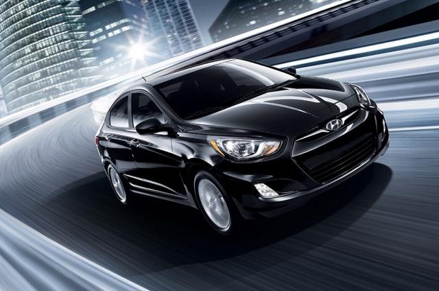 2014 Hyundai  Accent Picture