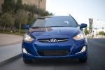 Picture of 2014 Hyundai Accent GLS Sedan in Marathon Blue