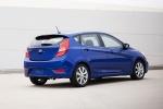 Picture of 2014 Hyundai Accent Hatchback in Marathon Blue