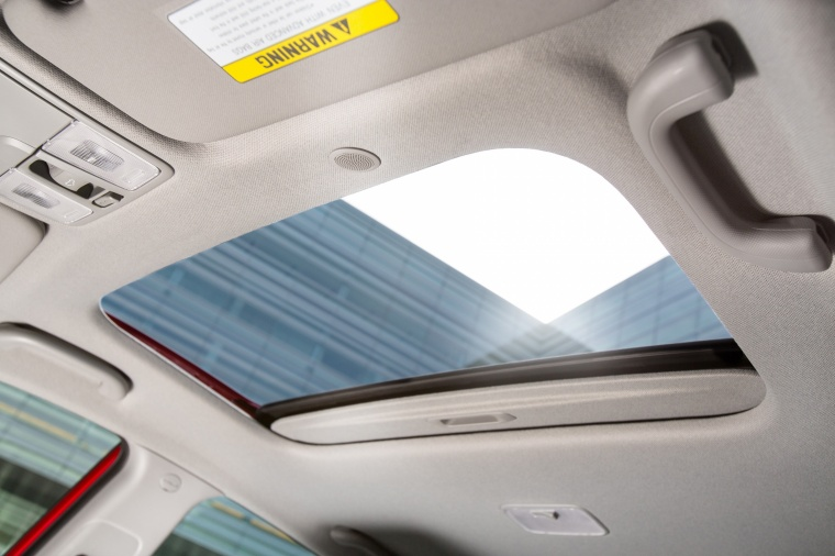 2015 Hyundai Accent Hatchback Sunroof