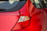 2015 Hyundai Accent Hatchback Tail Light