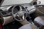 Picture of 2015 Hyundai Accent Hatchback Interior