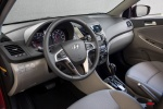 Picture of 2016 Hyundai Accent Hatchback Interior