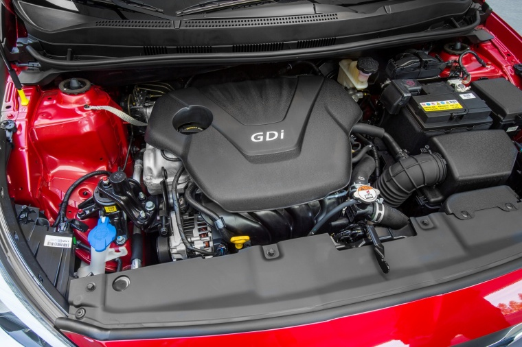 2017 Hyundai Accent Hatchback 1.6-liter 4-cylinder Engine Picture
