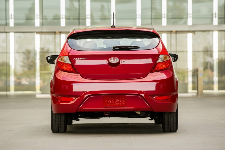 2017 Hyundai Accent Hatchback Picture