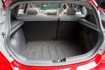 2017 Hyundai Accent Hatchback Trunk