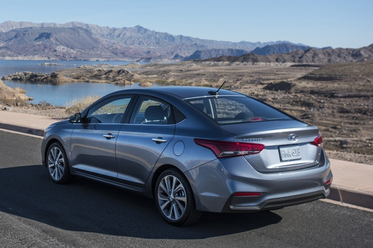 2018 Hyundai Accent Sedan Picture