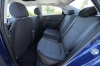 2018 Hyundai Accent Sedan Rear Seats Picture