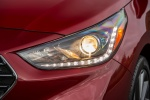 Picture of 2018 Hyundai Accent Sedan Headlight